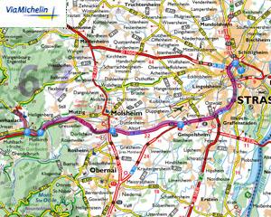 Carte Schirmeck Alsace.Le Relais Du Gensbourg Gites En Alsace Strasbourg